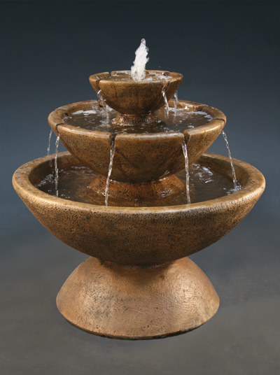 Contemporary Fountains