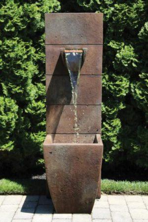 """66"""" Anaconda Wall Fountain"""