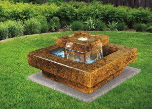Tahoe Fountain