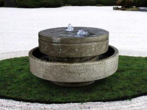 Yin Yang Fountain