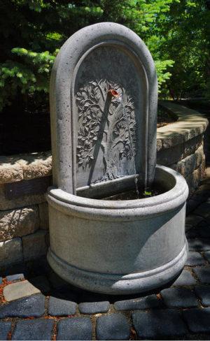 Tree of Life Fountain