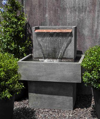 Falling Water 1 Fountain