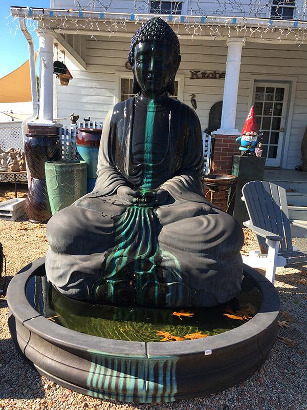 Big Buddha Fountain