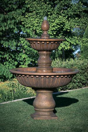 Florentine fountain my Massarelli