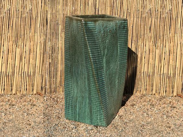 Twisted Ripple Moss Green-2
