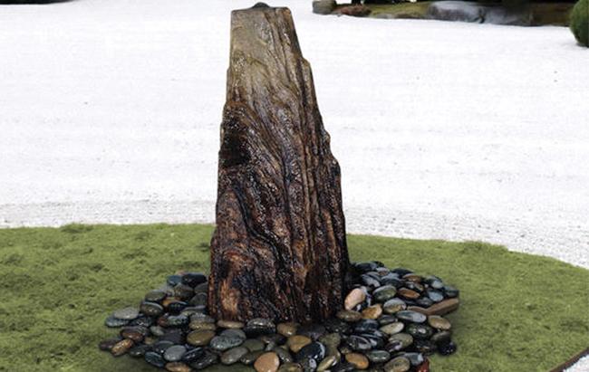 Henri Studio Apex Rock Pondless Fountain