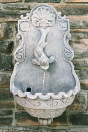 Wall Fish Fountain