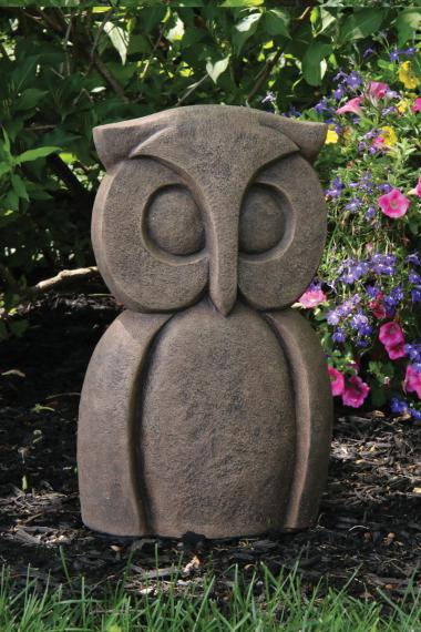 "16"" Contemporary Owl"