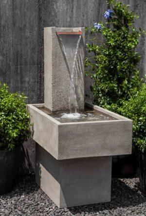 Falling Water 3 Fountain