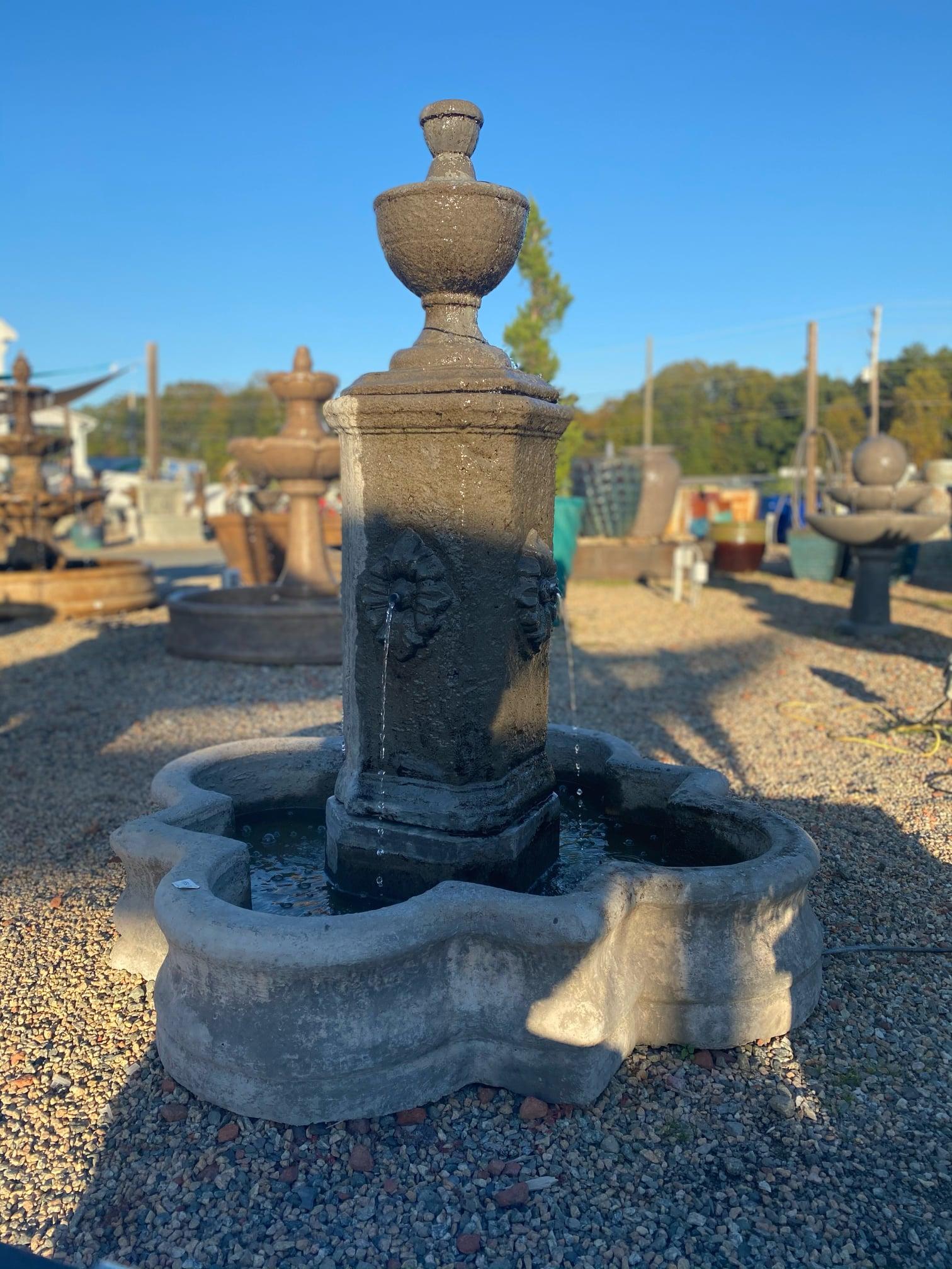 Rossetti Fountain, Original: $1650, SALE: $995.