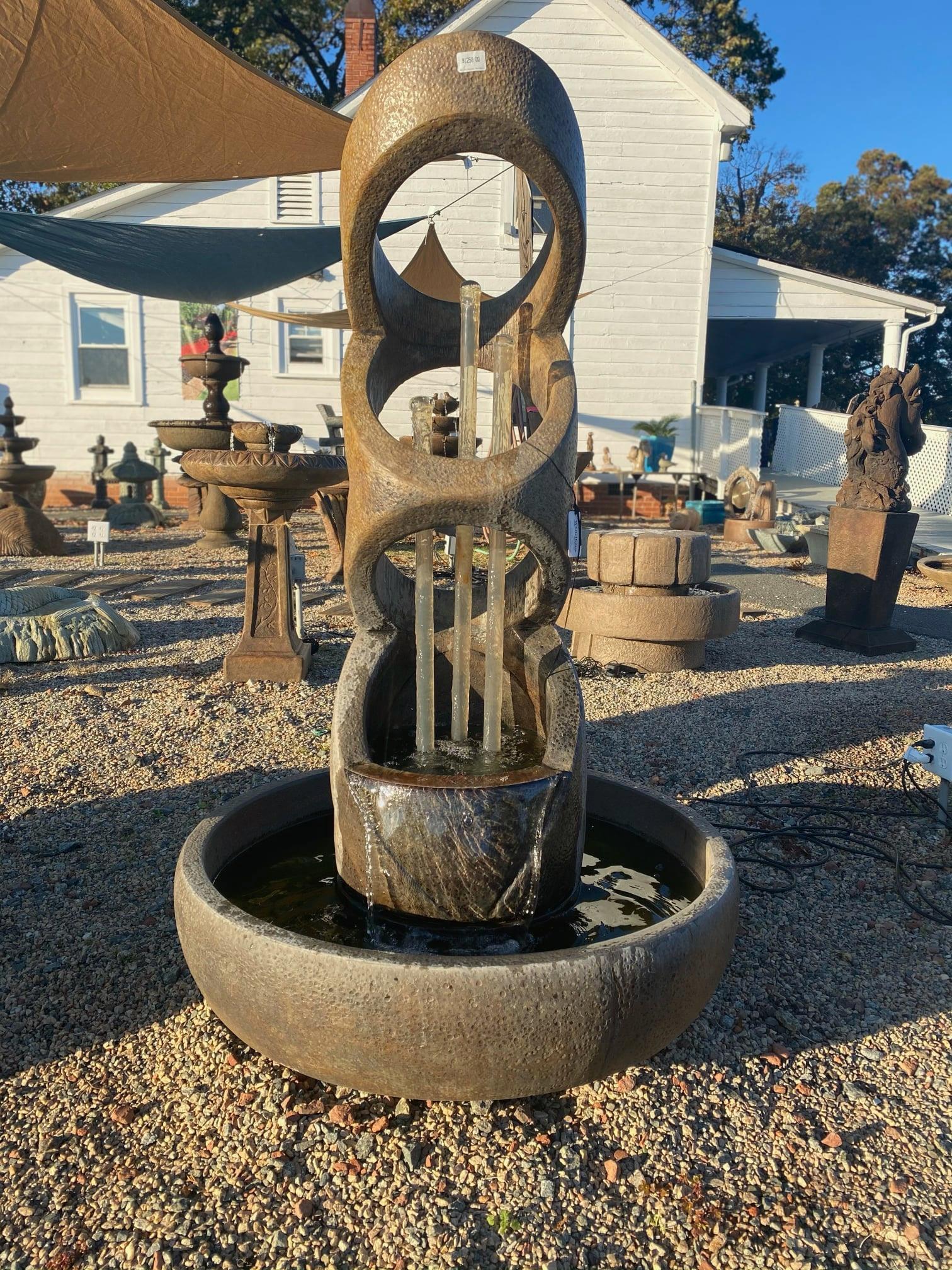 Balancing Rings, Original: $1495, SALE: $850.