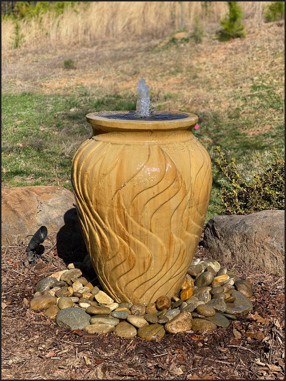 Outdoor Fountains Lake Norman