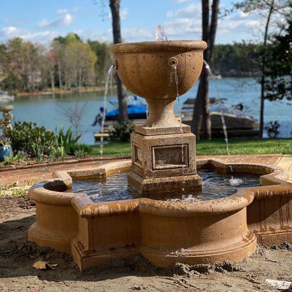 Navonna Fountain - 2021 installation image