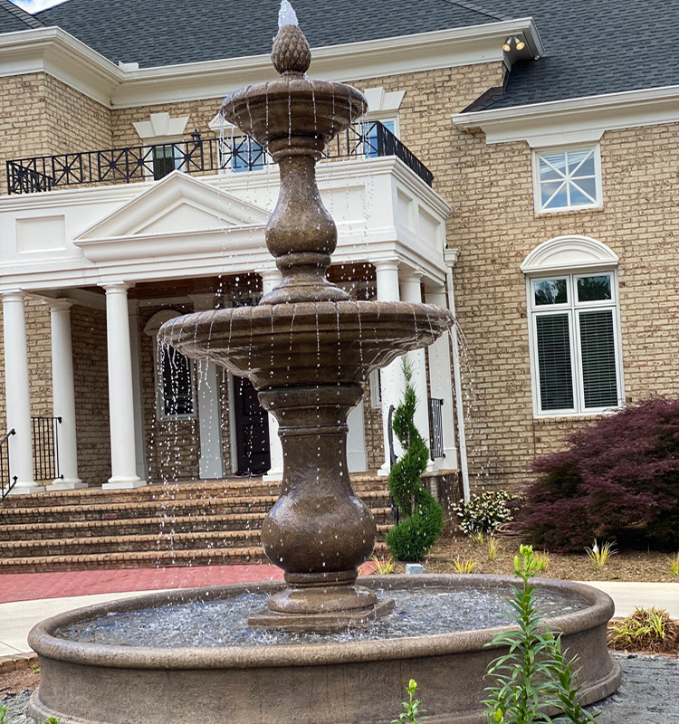 Large Water Fountains Charlotte NC